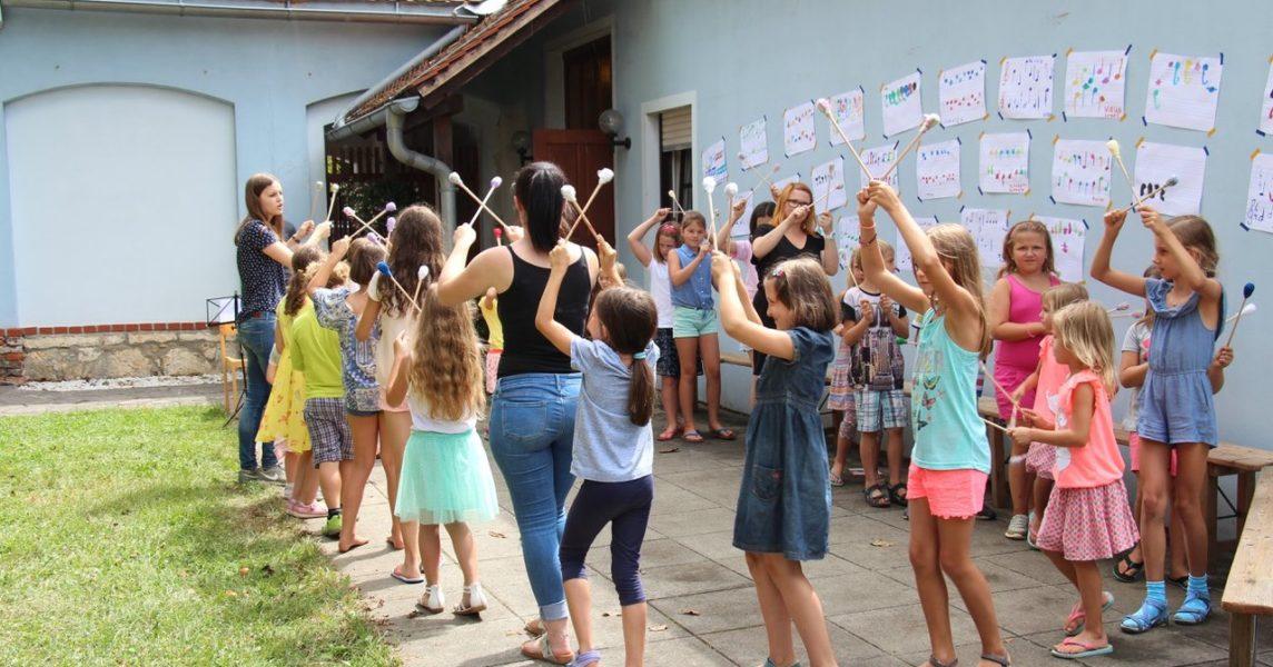 Musik-Sommer-Camp der Marktmusikkapelle Preding