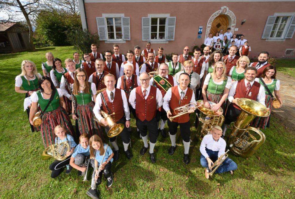 Marktmusikkapelle Preding & Friends4Music